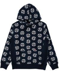 Supreme - F*ck Em All Hooded Sweatshirt - Lyst