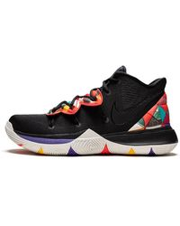 on sale 8618d 1996f Nike Kyrie 2 Kyrie-oke in Black for Men - Lyst