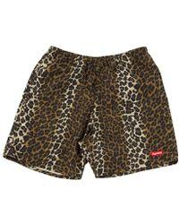 11ab74e8f6328 Vanishing Elephant Wentworth Leopard Boardshort for Men - Lyst