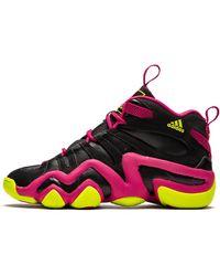 adidas Crazy 8 J Shoes - Size 4 - Black