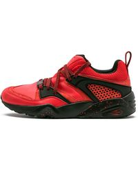 PUMA Blaze Of Glory 'new York Is For Lovers' Shoes - Red