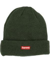 fe68f51b Supreme Gore-tex Beanie in Black for Men - Lyst