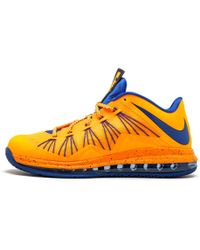new styles f192c e9fcd Nike - Air Max Lebron 10 Low - Lyst