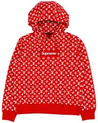 Louis Vuitton - All Over Monogram Hoody - Lyst