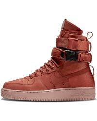 bce489799cd7 Lyst - Nike Lunar Hyperquickness Basketball Shoe in Red for Men
