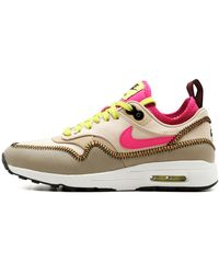 Nike Womens Air Max 1 Ultra 2.0 Si Shoes - Size 5.5w - Multicolor
