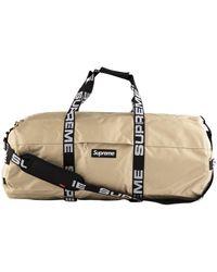 Supreme Large Duffel Bag 'ss 18' - Multicolor