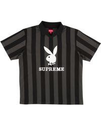 Supreme - Playboy Soccer Jersey - Lyst