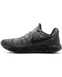 Nike Lunarepic Low Flyknit 2 Shoes - Size 11.5 - Black