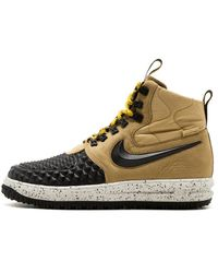 Nike Lunar Force 1 Duckboot '17 Men's Shoe - Metallic
