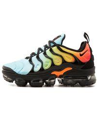 Womens Air Vapormax Plus 'tropical Sunset' Shoes - Size 5w