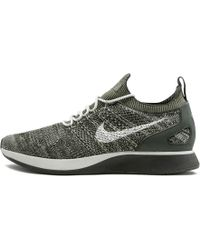 ac9a4ea3c953 Lyst - Nike Air Zoom Mariah Flyknit Racer Id Men s Shoe in Red for Men
