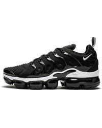 018cc95028e9 Nike Nike Air Vapormax Plus in Black for Men - Lyst