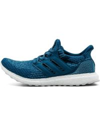 3e157f879 Lyst - adidas Ultraboost X Parley Shoes in Blue for Men