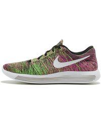 Nike Lunarepic Low Flyknit Oc Shoes - Size 12.5 - Multicolor