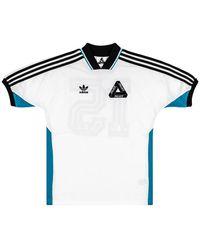 Palace Ssl Team Shirt - White