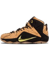 low priced 1c69f 66d13 Nike - Lebron 12 Ext Cork - Lyst