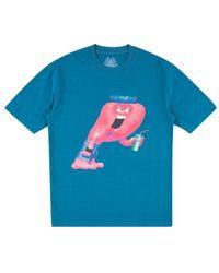 Palace Burb T-shirt - Blue