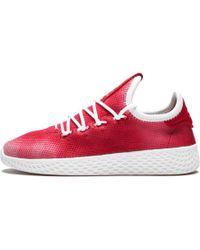 new arrival 08b45 78f53 adidas - Pw Tennis Hu C - Lyst