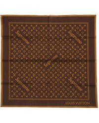 Louis Vuitton - Monogram Bandana - Lyst