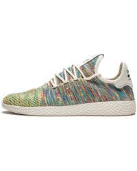 best sneakers 32098 884f4 adidas - Pharrell Williams Tennis Hu Pk - Lyst
