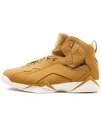 Nike Jordan Jordan True Flight Basketball Shoe 9.5 Us - Multicolor