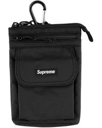 Supreme Shoulder Bag 'fw 19' - Black
