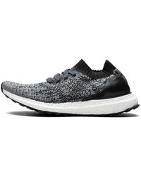 adidas Ultraboost Uncaged J Shoes - Size 4 - Black