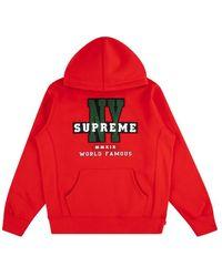 Supreme - Ny Hoodie Sweatshirt 'fw 19' - Lyst