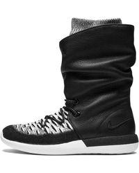 Nike - W Roshe Two Hi Flyknit - Lyst