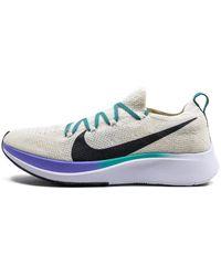 Nike - Womens Zoom Fly Flyknit Shoes - Size 6w - Lyst