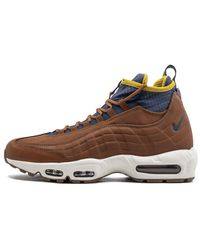 Nike Air Max 95 Sneakerboot - Size 11.5 - Blue