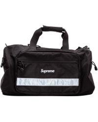 Supreme - Hi-vis Duffle Bag - Lyst