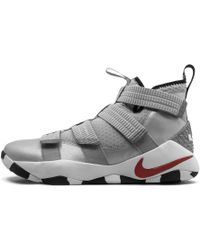 55bf690f958 Lyst - Nike Lebron Soldier 11 Sfg in Black for Men