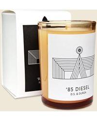 D.s. & Durga Candle - 85' Diesel - Multicolor