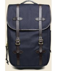 Filson Rolling Carry-on Bag - Navy - Blue