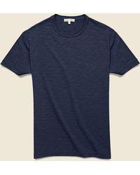 Alex Mill Standard Crew Tee - Navy - Blue