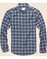 Life After Denim Retrograde Shirt - Midnight - Blue