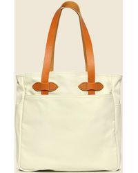 Filson Rugged Twill Tote Bag - Natural