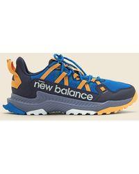 New Balance Shando Sneaker - White/habanero - Blue