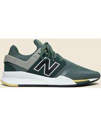 New Balance 247 V2 Sneaker - Faded Rosin/black
