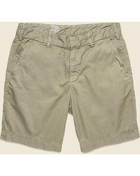 Save Khaki Twill Bermuda Short - Khaki - Natural