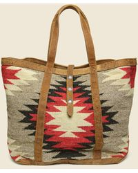 RRL - Murphy Wool Tote Bag - Lyst