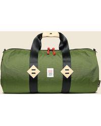 Topo Designs Classic Duffel Bag - Olive - Green