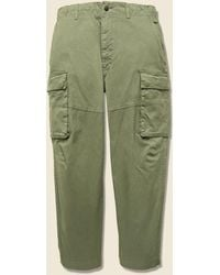 Alex Mill City Cargo Pant - Green