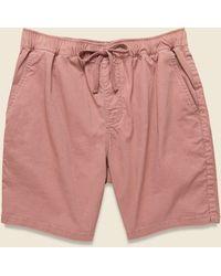 Katin Patio Short - Light Rose - Pink