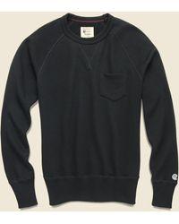 Todd Synder X Champion Pocket Sweatshirt - Black