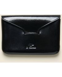Il Bussetto - Business Card Holder - Black - Lyst