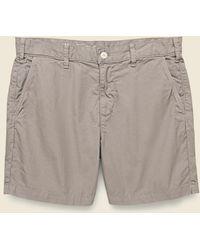 Save Khaki 6-inch Bermuda Short - Dusk - Gray