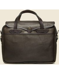 Filson Weatherproof Original Briefcase - Sierra Brown